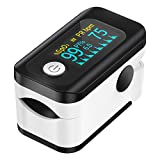 Best Pulse Oximeters - Pulse Oximeter Fingertip,Digital Blood Oxygen Saturation Monitor Review