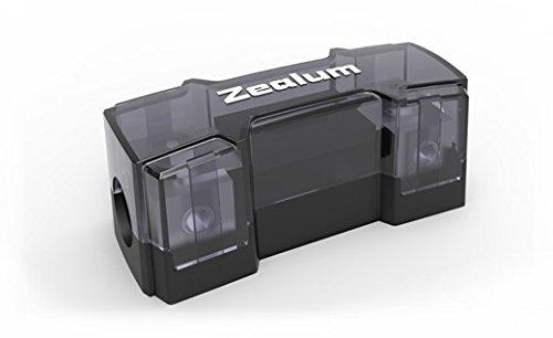 ZEALUM PURE-Line ANL Fuseholder 2x50/25mm2 - ZFH-42P