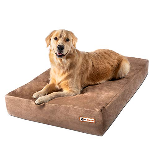 Big Barker Orthopedic Dog Bed (Sleek Edition)
