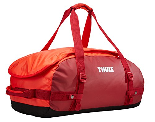 Preisvergleich Produktbild Thule Chasm Duffel Bag 40L (Rucksack und Reisetasche in einem) orange,  Erwachsene