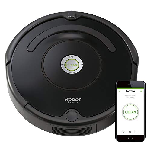 iRobot Roomba 671 Robot Vacuum with Wi-Fi Connectivity, Works with Alexa
