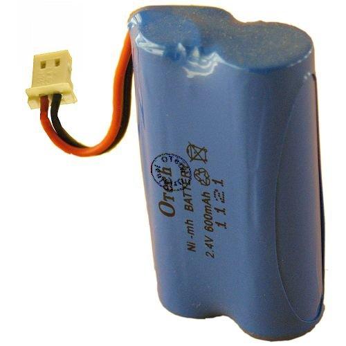 Batteries Spécifiques ACCUS 2.4V 600mAh Ni-Cd