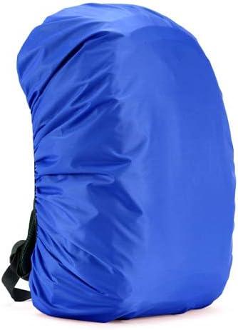 Vkospy Zaino Impermeabile di Copertura Antipolvere Pioggia 190D Poliestere Coperchio taff 190D Poliestere Taff Esterna Portatile Coat Raincoat Sports Bag Luka camouflage5
