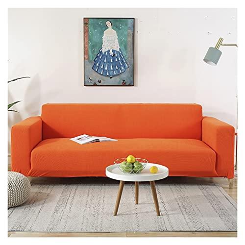 Funda Sofá Gruesa Algodón Funda De Sofá Elástica Jacquard Fundas De Sofá Spandex para Mascotas Protector De Diseño De Cobertura Total (Color : Color7, Talla : 1 Seater)