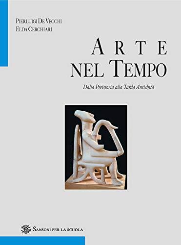 Arte nel tempo. Ediz. blu. Per le Scuole superiori. Con e-book. Con espansione online. Indici (Vol. 3/1/2)
