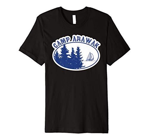 Camp Arawak Shirt Retro Summer Camp Premium T-Shirt