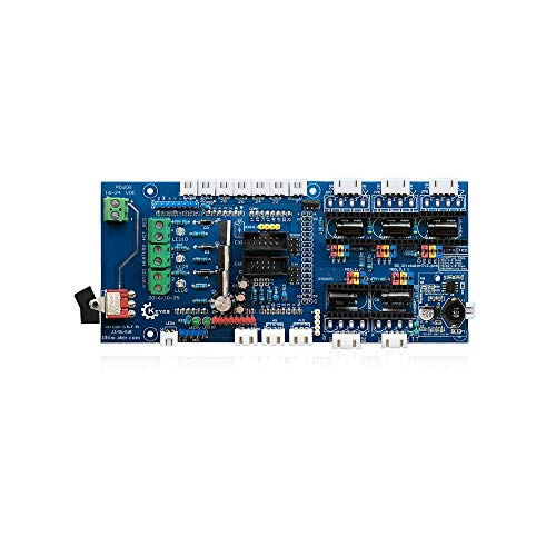 un known 3D Printer-Ultimaker1.5.7 control board supports dual print compatible RAMPS Accessory Compatible Replacement