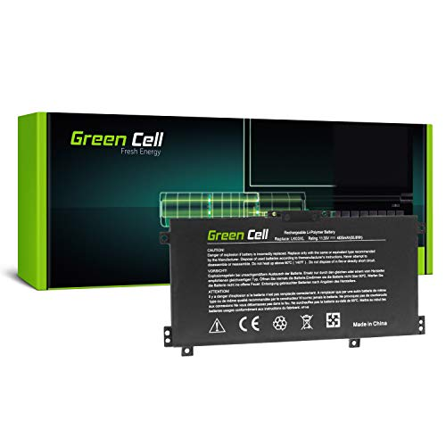 GC® Laptop Akku für HP Envy X360 15-CN0008CA 15-CN0008NA 15-CN0008NF 15-CN0008NG (Li-Polymer Zellen 4400mAh 11.55V Schwarz)