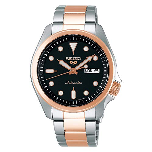 Seiko Mens 5 Sports Automatic Bracelet Watch SRPE58K1