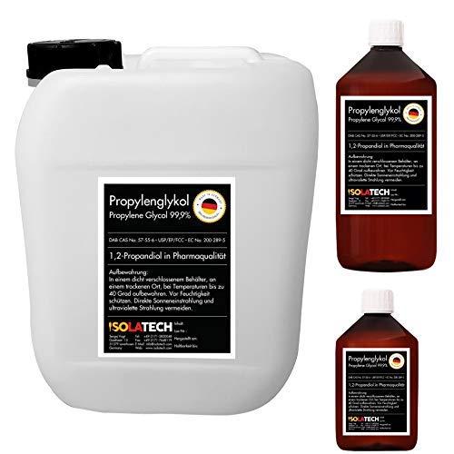Propylenglykol 1L-Flasche (2X0,5L FlascheInhalt 1kg)