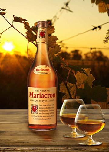 Mariacron Weinbrand (1 x 0,7l) - 4
