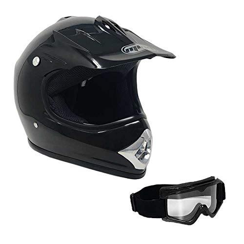 MMG Motorcycle Youth Kids Helmet Off-Road MX ATV Dirt Bike