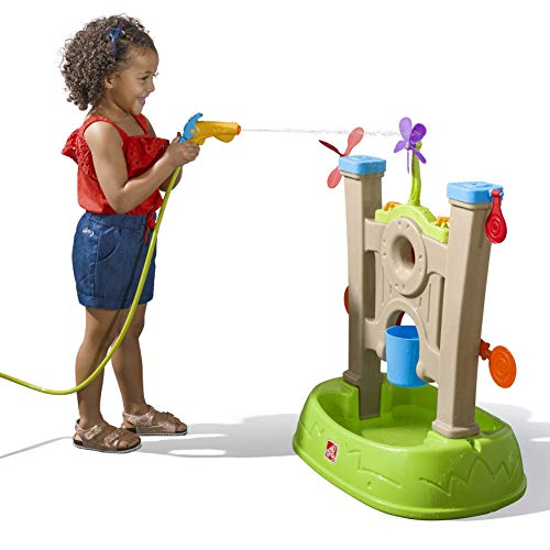 Step2 Waterpark Arcade   Toddler Outdoor Water Activity Toy