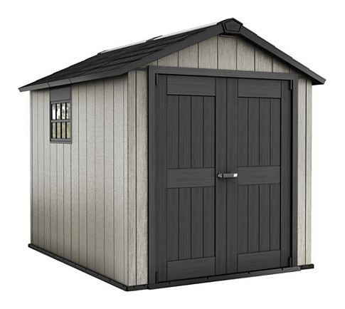 Keter Oakland 759 Plastic Tool Shed