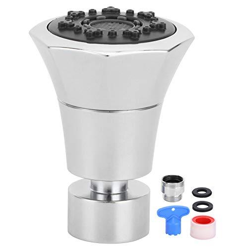 Grifo de Cocina G1/2, Boquilla de Ducha, Aireador de Grifo, Filtro Giratorio de 360 Grados, Boquilla de Malla, Dispositivo de Ahorro de Agua