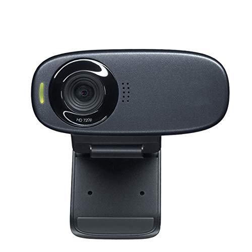 C310 HD 720P Webcam, 5MP con Fotos micrófono Incorporado de Enfoque automático de la cámara Web Webcast de la cámara del Juego de la cámara for PC Portátil
