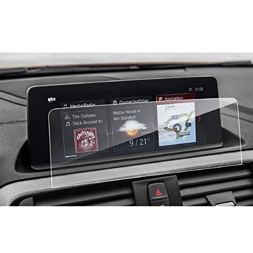 LFOTPP Schutzfolie für BMW 2er 3er 4er 8,8 Zoll Navi Bildschirm Panzerglas Displayschutzfolie 9H Härte Anti-Kratzen