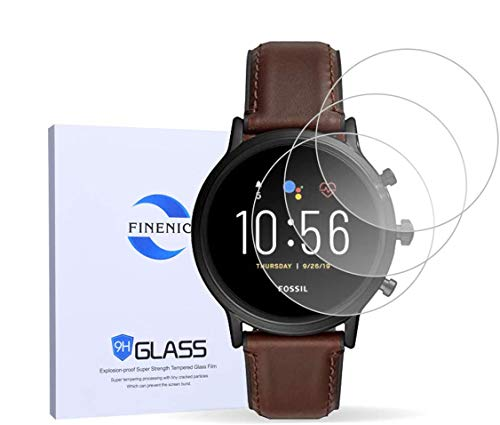 Fossil Gen 5 Carlyle HR Smartwatch Tempered Glass Screen Protector