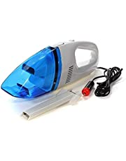 Shopello™ Powerful Portable and High Power Plastic 12V High Power Handheld Portable Lightweight Vacuum Cleaner for Car,Bike,Car,Cycles (multy color)