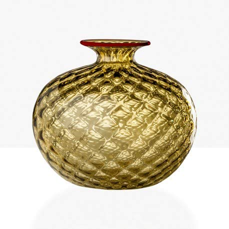 Venini Vase Balloton Monoblume 12,5 cm H 12,5 cm