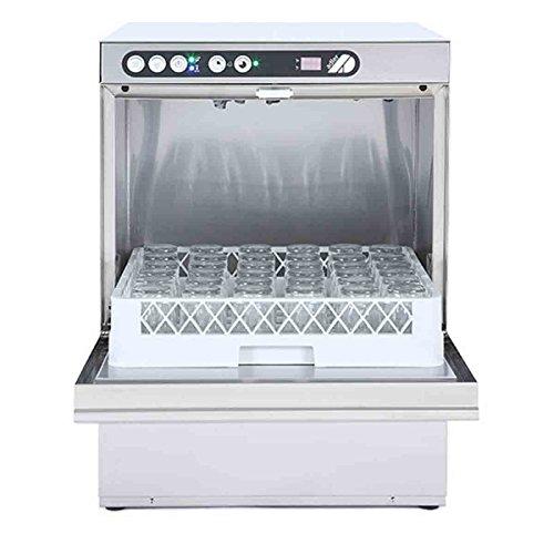 Lave-vaisselle Ecoline panier carré 50 x 50 cm - Standard - 400V