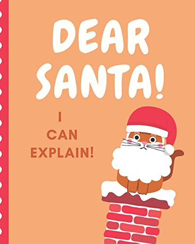 Dear Santa I Can Explain: The North Pole | North Pole | Crafts and Hobbies | Kid's Activity | Write Your Own | Christmas Gift | Mrs Claus | Naughty or Nice | Mailbox | Elf
