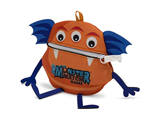 North Star Games Monster - Juego de Cartas de Monster Star Monster, Color Naranja