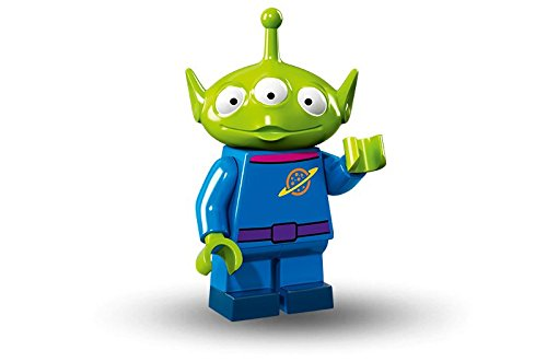 Lego Minifigures Disney Series 71012 (Pizza Planet Alien)