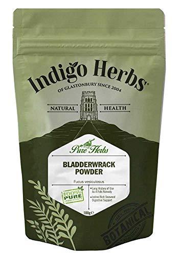 Indigo Herbs Fucus vesiculosus in Polvere 100g
