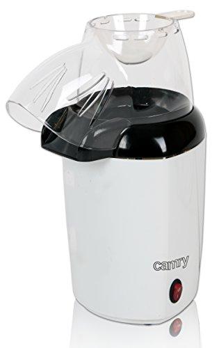Camry CR 4458 CR4458 Popcorn Popcorn-Maschine, Kunststoff, weiß