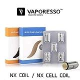 【正規品】Vaporesso NX Coil NEXUS用 コイル 電子タバコ 交換用コイル コットン