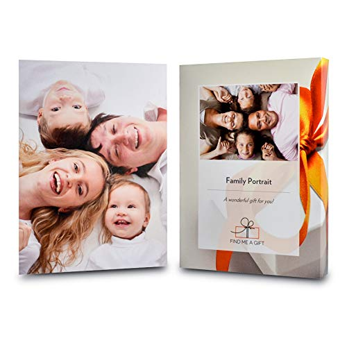 Activity Superstore Family Portrait Gift Experience Voucher- The experience includes a one...