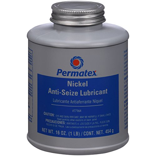 Permatex 77164 Nickel Anti-Seize Lubricant, 16 oz.