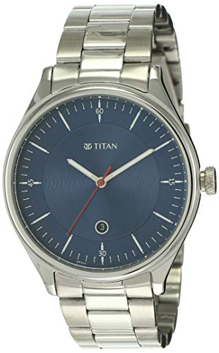 Titan Autumn-Winter 20 Analog Blue Dial Men's Watch