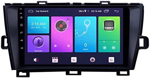 FDGBCF para Toyota Prius, 2010-2015 (péptido Derecho) Unidad Principal Android Car Stereo Sat Nav Sistema de navegación GPS SWC 4G WiFi BT Conexión USB Espejo Construido carplay