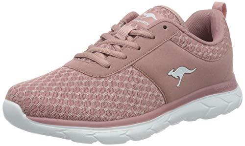KangaROOS Damen KN-Bumpy Sneaker, Rose 6400, 37 EU