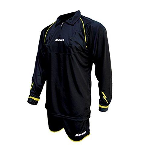 Zeus Equipaciòn pour Fùtbol Kit Arbitro Eko Pegashop Sport Homme