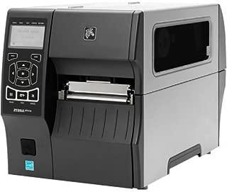 ZEBRA Label Printer - Thermal Transfer - Roll (4.5 in) - 600 dpi - up to 840.9 inch/min - USB 2.0, LAN, Serial, USB Host, Bluetooth 2.1 EDR