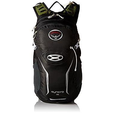 Osprey Packs Syncro 15 Hydration Pack, Meteorite Grey, Medium/Large