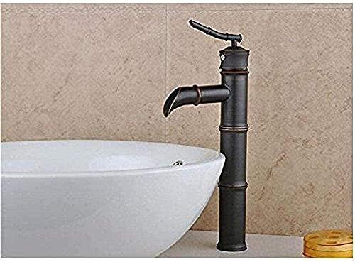 Grifo de cocina Grifo de lavabo Grifo de bambú Grifo de la victoria Grifo de latón Fregadero de vidrio templado