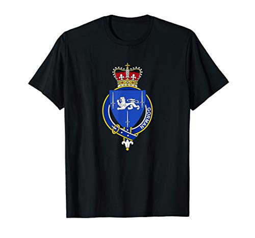Gorman Coat of Arms - Family Crest T-Shirt