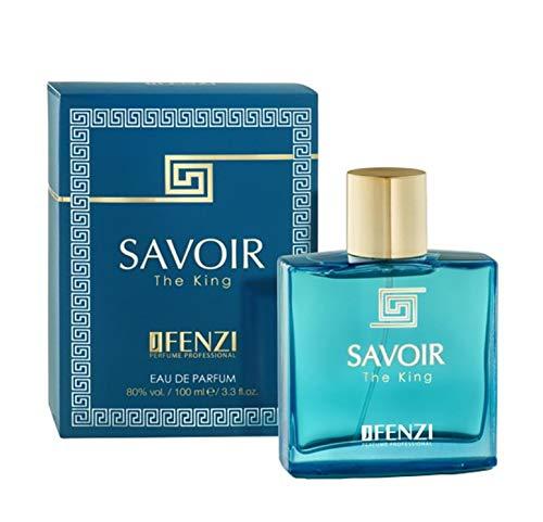SAVOIR THE KING MEN Herren Eau de Parfum 100 ml FENZI