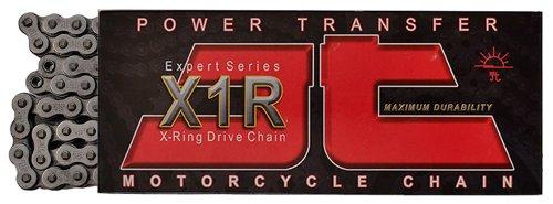 JT ketting 525 X1R, 120 schakels (X-ring), open met klinknagel slot