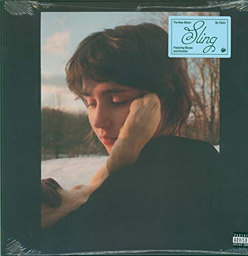 Clairo Sling Dark Green Vinyl LP