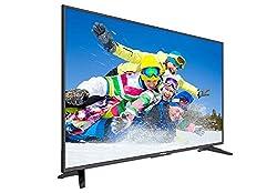 "Image of Komodo by Sceptre 50"" 4K UHD Ultra Slim LED TV 3840x2160 Memc 120, Metal Black 2019 (KU-515), Black: Bestviewsreviews"
