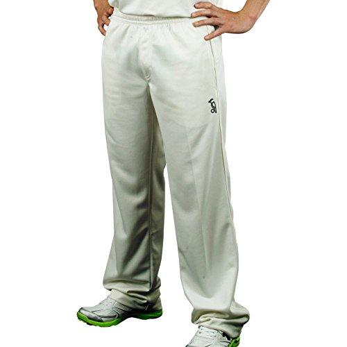 KOOKABURRA 2019 Pro Players Cricket-Hose, cremefarben (XXX-Large)