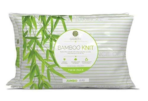 Essence of Bamboo Original Down Alternative Pillow (2 Pack)