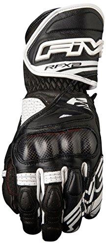 Fünf Advanced Handschuhe rfx2Erwachsene Handschuhe, Schwarz/Weiß, Gr. 12