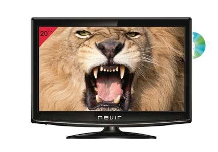 Nevir NVR-7046 TDTG-20N- Televisión, Pantalla 20 pulgadas: Amazon.es: Electrónica