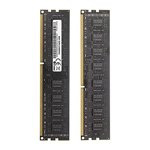 Barras de Memoria DDR3 / 1333MHz Tira de Memoria para computadora de Escritorio Tres Generaciones Memoria de Escritorio RAM Compatible con 8Gfull